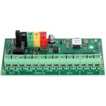 Jablotron JA-114HN BUS connection module with 4 inputs and outputs