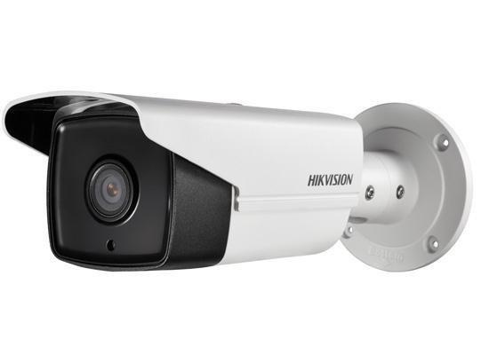 Hikvision DS-2CD4B26FWD IZS noir Fighter Lite 2,8-12mm, appareil photo 2 MP balle avec objectif zoom motorisé. La nouvelle ligne de Fighter Lumière de Hikvision est une nouvelle technologie. Dans cette série de caméras, il est possible d'utiliser jusqu'à