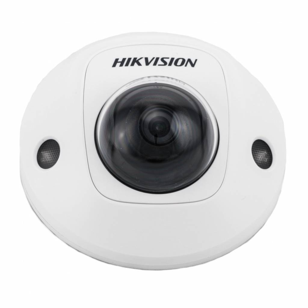 DS-2CD2522FWD-IWS, telecamera dome mini IR da 2 megapixel, 120dB WDR, WiFi, 4 mm