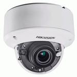 Hikvision DS-2CE56F7T AVPIT3Z, zoom motorisé 2,8-12mm 3MP Turbo caméra HD, 40mtr IR, WDR