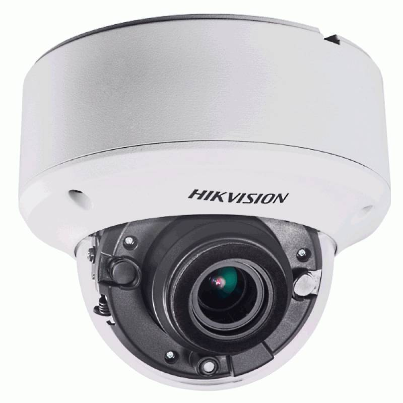 DS-2CE56F7T-AVPIT3Z, 2.8-12mm motor zoom 3MP Turbo Full HD camera, 40mtr IR, WDR