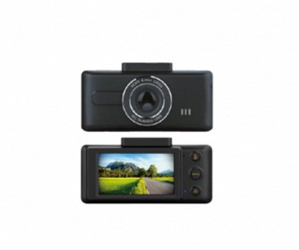 This camera records everything that happens on the road for you. With this Full HD camera, everything is super-sharply portrayed. Very wide viewing angle of 154gr.