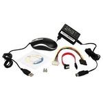 Hikvision Gravador de vídeo de rede DS-7608NI-K2 (NVR) resolução 4K, 2x SATA