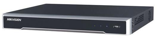 O Hikvision DS-7608NI-K2 Network Video Recorder (NVR) é o gravador de vídeo em rede Ultra HD de nível básico no qual oito câmeras IP podem ser conectadas com uma resolução máxima de 8Mp. As câmeras devem ser operadas através de um switch de rede ou PoE ..