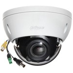 Dahua HAC HDBW2401R-Z, telecamera dome IR con WDR, lente 2.7-12mm motorizzato