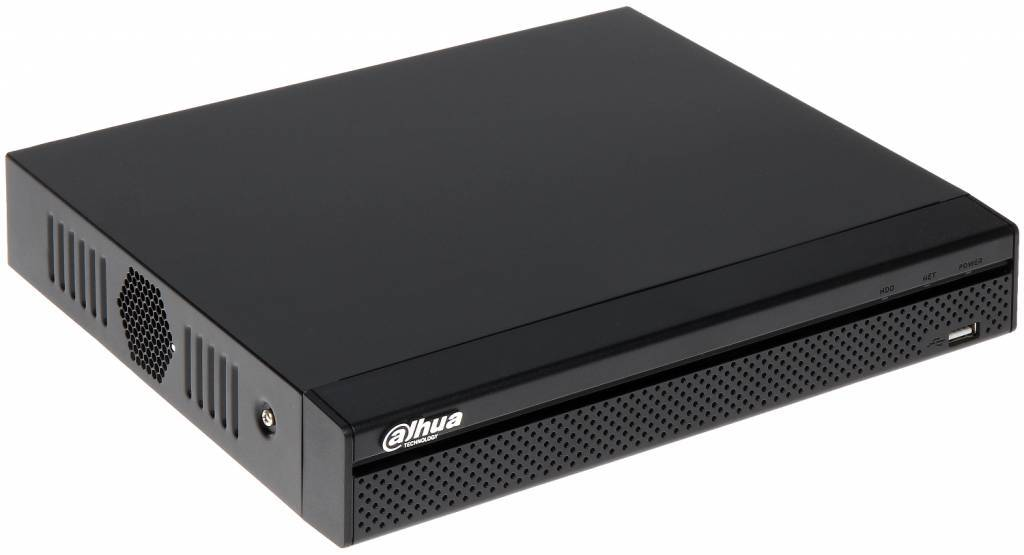 The Dahua NVR4104HS-P-4KS2, 4 channel NVR is a 4K Network Video Recorder with 4 PoE inputs. Up to 4 IP cameras can be connected. This provides the cameras with the necessary power directly. You do not need to ...