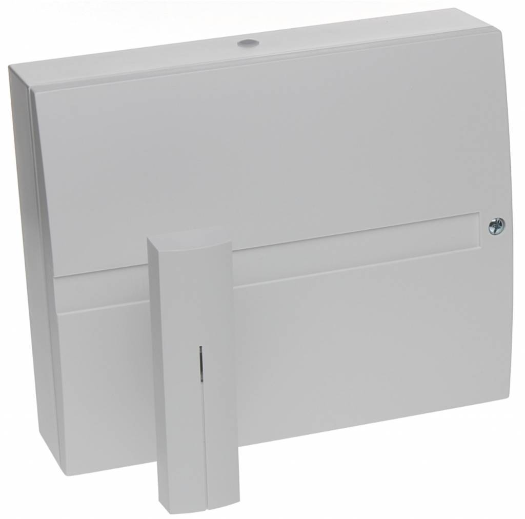 The Jablotron JA-100KR with radio module and LAN connection is the newest central of the JABLOTRON JA-100 alarm system. All detectors of the Jablotron 100 series can be linked, with the exception of the code operator panel ...