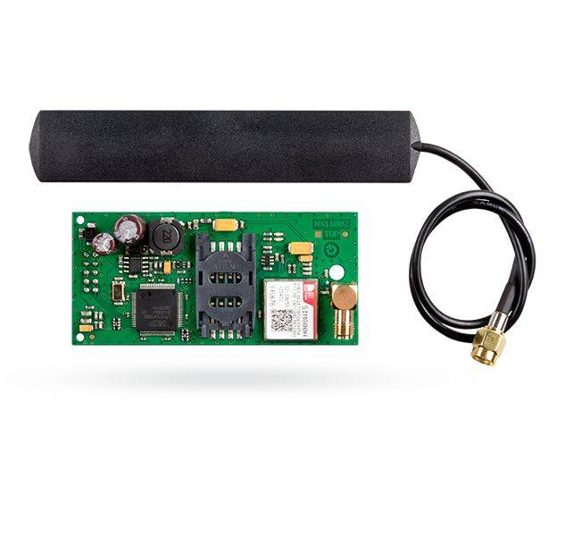 The module of the GSM communicator is designed for the alarm centers JA-100K and JA-100KR. It serves as a back-up and extension of the LAN communicator, which is part of the exchange. If installed, it increases the reliability of ...