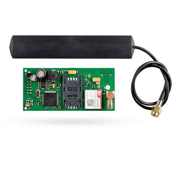 De module van de GSM-communicator is ontworpen voor de alarmcentrales JA-100K en JA-100KR. <br /> Hij dient als back-up en uitbreiding van de LAN-communicator, die deel uitmaakt van de centrale. <br /> Indien geïnstalleerd, verhoogt hij de betrouwbaarheid van ...