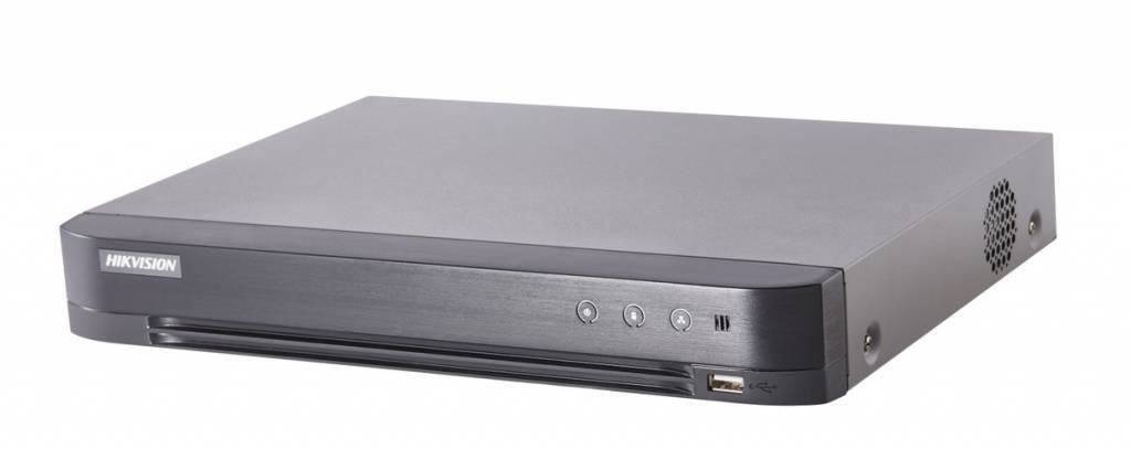 DS-7216HUHI-K2, DVR 4K a 4.0 canali Turbo 4.0