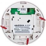 Jablotron JA-151ST-A Detector de fumaça e calor sem fio com função de sirene dupla (roubo e alarme de incêndio)