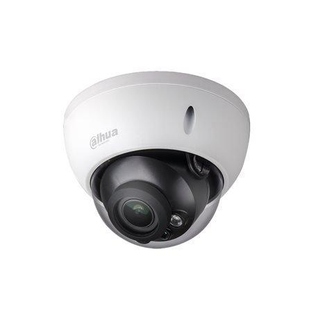 Dahua HD-CVI Pro series 1080P Starlight IR-Dome cámara antivandálica WDR, lente variocal de 2.7-13.5 mm (motorizada), IP67 e IK10. Dahua ofrece una nueva calidad para el usuario exigente con la serie Starlight. Las cámaras Starlight pueden ...