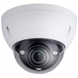 IPC-HDBW5831E-Z5E, câmera dome 4K com lente motorizada de 7-35mm, IR, 8Mp. Câmera dome Dahua Eco Savvy 3.0 8MP 4K com IR, foco remoto varifocal 7-35mm, IP67, ePoE