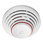 Jablotron JA-111ST-A BUS combined smoke and heat detector with fire and burglar siren