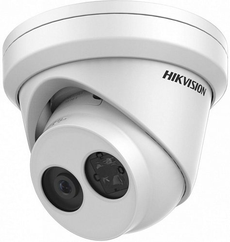 Hikvision DS-2CD2343G0-I EXIR dome camera 4 megapixel for indoor or outdoor use with infrared, 4 Megapixel and IP67. The camera comes from the new Easy IP 2.0 Plus series.