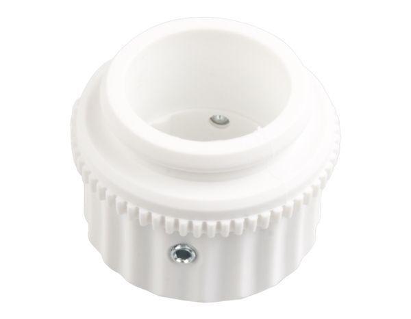 Adaptador para conectar o atuador JB-150N-HEAD a uma válvula do radiador. O pacote contém 5 adaptadores.