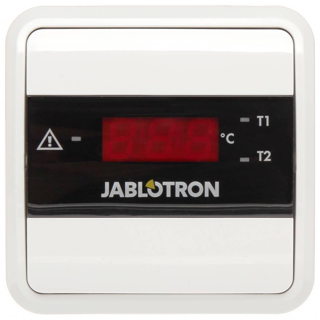 De multifunctionele elektronische thermometer TM-201A kan worden gebruikt in alle installaties waar een of twee temperatuurwaarden gemeten moeten worden met een opvolgende actie, waarbij een relais gesloten of geopend wordt. De thermometer is uitgerust me