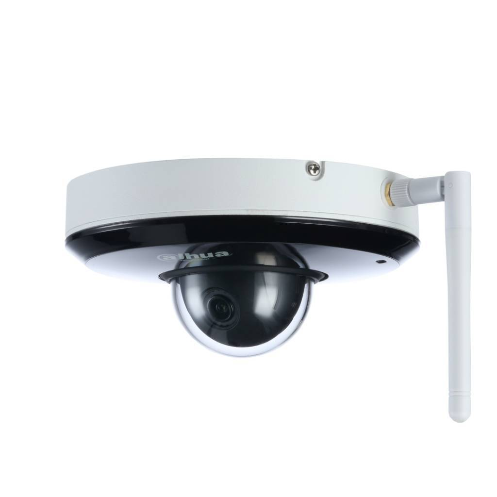 Dahua SD1A203T-GN-W 2MP Starlight PTZ Camera WIFI, (Pan, Tilt en zoom camera), PoE en 12vdc te voeden. <br />