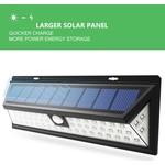 AlarmsysteemExpert.nl Lampada a scarica elettrica a LED per uso esterno con sensore (wireless)