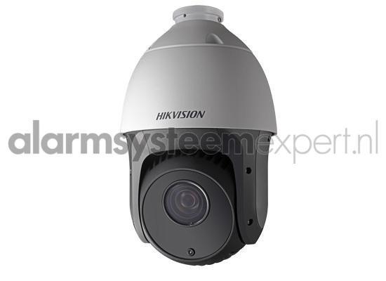Diese Hikvision PTZ kann qualitativ hochwertiges Video in einer Umgebung mit wenig Licht mit einem 2MP-Objektiv aufnehmen. Der integrierte CMOS-Chip ermöglicht WDR- und Echtzeit-Auflösung von 1920 x 1080. Mit dem 25-fach optischen Zoomobjektiv und dem IR-