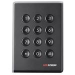 Hikvision Lector de tarjetas DS-K1108MK con claves de código, MiFare
