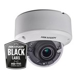 Hikvision 5MP, luce scarsa, zoom motore 2.8 ~ 12mm, 40m EXIR, Power over Coax, DS-2CE56H5T-VPIT3ZE