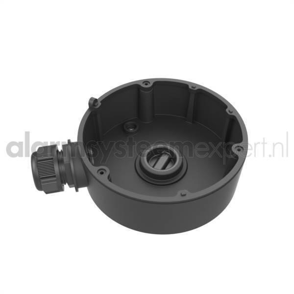 Kleur antraciet, alu ,126 x 35mm geschikt voor DS-2CD2312-I, DS-2CD2332-I, DS-2CD2322WD-I, DS-2CD2342WD-I, DS-2CD23X5FWD-I, DS-2CD23X3G0-I<br />