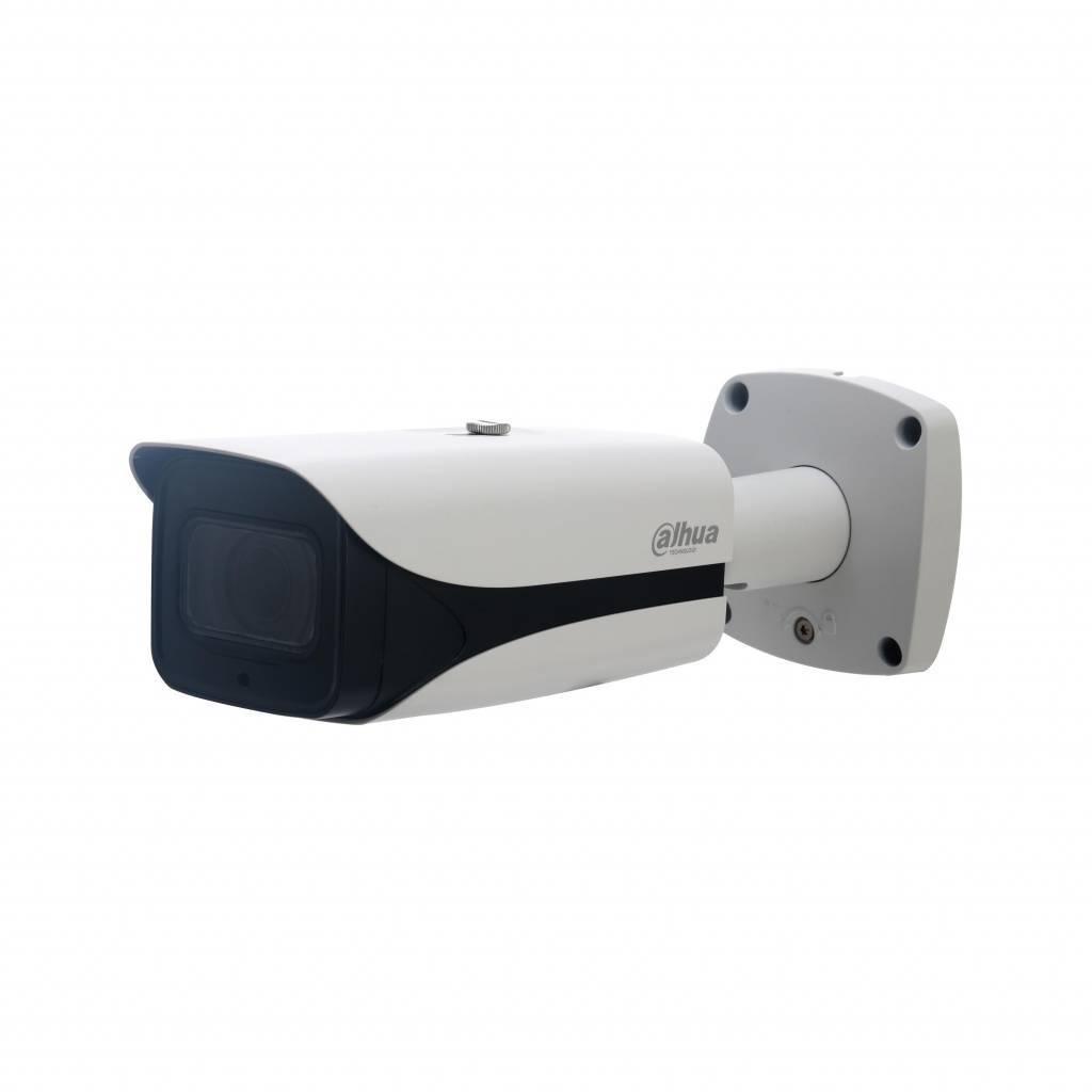 HFW5241EP-Z12E ePoE 1080p D / N IR Starlight WDR Bullet 5-60mm Lente de zoom motor WDR e Starlight. Esta câmera faz parte das câmeras Eco-savvy de 3ª geração. Graças ao chipset eficiente, esta câmera fornece uma imagem excelente e suporta várias funcional