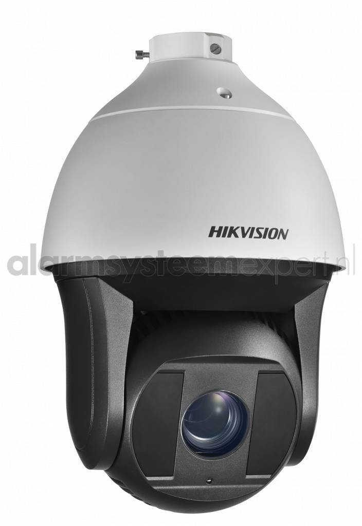 Les caméras Hikvision Darkfighter PTZ sont capables d'afficher des images colorées de haute qualité dans des conditions d'éclairage minimal. Cela est possible à partir d'un niveau d'éclairage de 0,002 lux (couleur). La caméra a également True WDR (120dB)