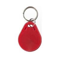 Mifare tag Rood geschikt voor toegangsoplossingen met MiFare lezers