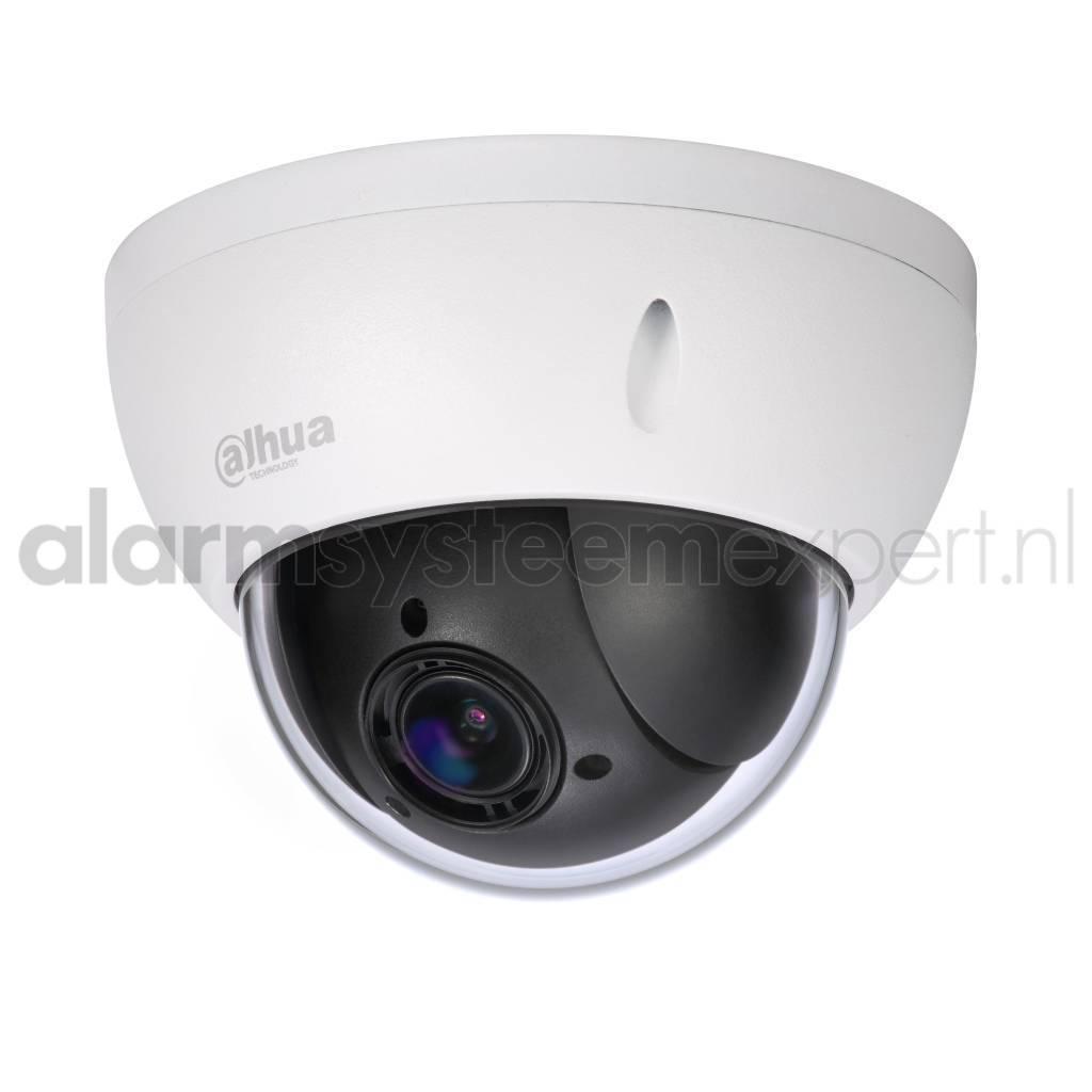 Telecamera PTZ mini dome Full HD antivandalismo con lente da 2,8-11 mm, codifica IP66 e IK10, adatta per uso esterno. È possibile l'alimentazione tramite adattatore PoE o 12 volt! Memoria integrata possibile con una scheda micro SD opzionale di max 128G .