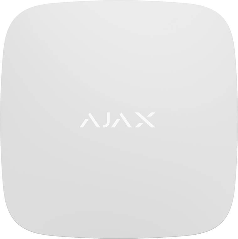 Ajax LeaksProtect reports detection of water within seconds, and automatically cancels the alarm if the area has dried. Prevents a lot of damage, reliably, and in a rugged small housing.