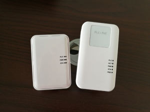 Powerline Adapter 1200Mbps with PoE function + Base Homeplug (3-phase)