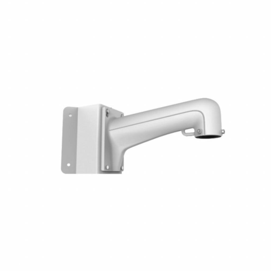 Hikvision aluminum corner bracket for, among other things, PTZ cameras from Hikvision such as DS-2DE4182, 2DF5284, 2DE7174A and 2DE7184 / 7284-A PTZ IP dome camera and more.