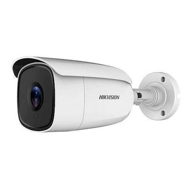 Importante! Observe se o seu gravador atual pode lidar com a resolução HD desta câmera. As novas soluções 4K da Hikvision oferecem qualidade de imagem sem precedentes em cabos coaxiais! A resolução de nada menos que 8MP garante imagens super nítidas, mesm