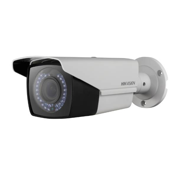 Outdoor EXIR bullet camera FULL HD resolution 1080P with a 2.8mm lens for a horizontal angle of view of 92, ° and IR LEDs up to 40M IR