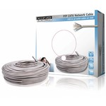 Network cable CAT6 F / UTP, 100 mtr on roll