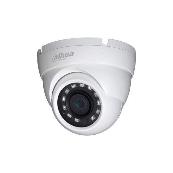 "Sensor de imagen: 1 / 2.8 ""2 megapíxeles CMOS Número de píxeles: 1937x1097 Iluminación mínima: 0.004Lux / F1.6, 0Lux IR en distancia IR: hasta 30 m, IR inteligente IR encendido / apagado: auto / manual LEDs IR: 12"