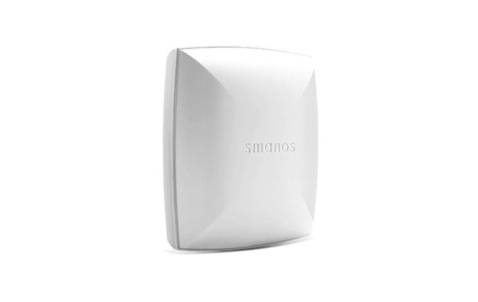 The Water Sensor WI-20 from Smanos reliably detects water leakage and gives a warning via the built-in 80dB alarm. The water detector must be mounted on the floor or on the wall (with the supplied bracket and cable) and connected to the K1 / K2 SmartHome