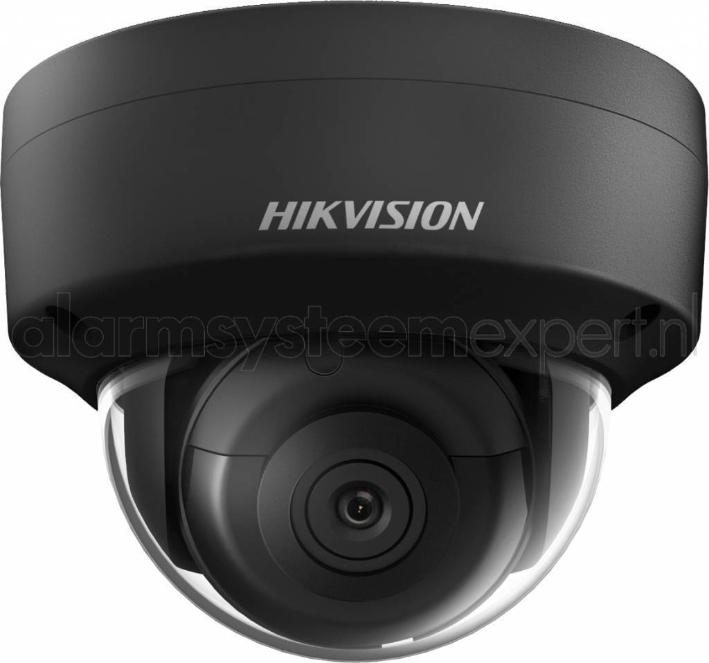 Hikvision DS-2CD2145FWD-IS is a black ultra-low light dome camera 4 megapixel for indoor or outdoor use with 30m infrared, 4 Megapixel and IP67. The camera comes from the Easy IP 3.0 series.