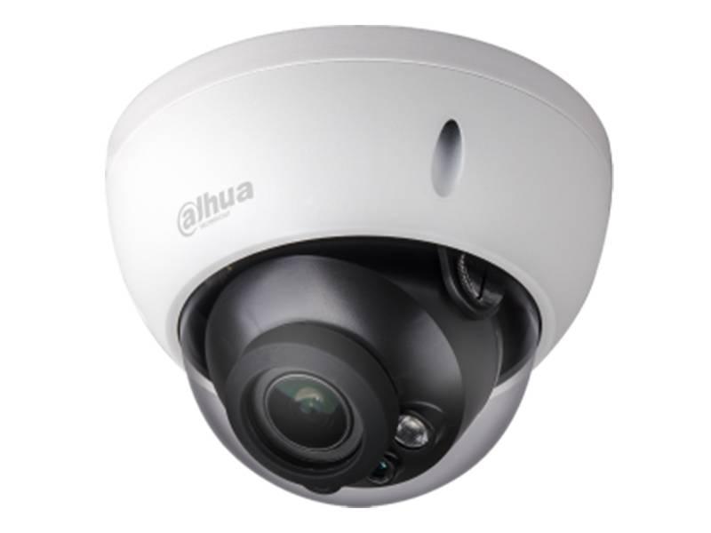 HAC-HDBW2802R, cámara domo infrarroja 4K Starlight HDCVI, lente fija de 3,6 mm es una cámara HD-CVI de resolución ultra alta con un sensor 4K de 8 megapíxeles. Tenga en cuenta que esta cámara de 8MP solo funciona en las últimas grabadoras CVI HD de 8MP (4