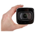 Dahua IPC-HFW2231TP-ZS, cámara de red con luz de bala IR de 2MP WDR IR, 2.7 - 13.5 mm