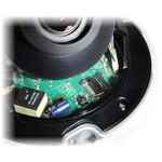Dahua IPC-HDBW2231R-ZS, Full HD Starlight Domecamera varifocal lens, gemotoriseerd 2.8-12mm ,IP66