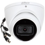 Dahua HDW2241TP-A, 2MP, HD-CVI, D / N IR Starlight a 3 assi, WDR, Bulbo oculare 2.8mm, Lente