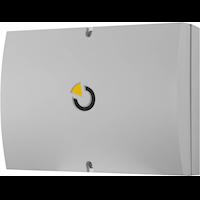 El módulo de radio JA-100 Kr y conexión LAN por cable es el más central del sistema de alarma JABLOTRON JA-100. Todos los detectores se pueden acoplar a la serie Jablotron 100, con la excepción de la codebedienpan ...