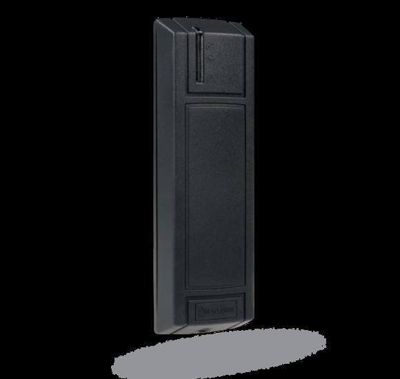 Il contrôle généralement l'accès à une porte, mais il peut également être utilisé pour contrôler le panneau de commande si nécessaire. Connectez cet appareil au panneau de commande avec un câble via un module d'interface WJ-80. Le JA-80N est une version q