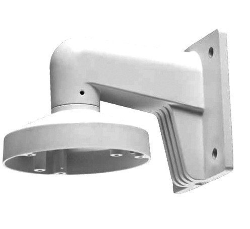 Wall bracket including mounting box for DS-2CD27x5FWD-IZS and others.