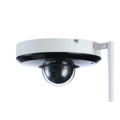 Dahua Lite series Full HD Vandal-proof Network Starlight PT Dome camera with IR, 2.8 mm lens, IP66, IK08, IR up to 15 meters, with wifi