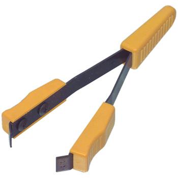 Lichtgewicht kabelstripper. Eenvoudig in gebruik.