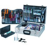 Goldtool Professional tool case 100 p.